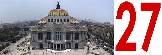 Hoy cumple 27 años el Museo Nacional de Arquitectura de México