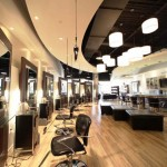 Paul Mitchell hair salon de Art Arquitectos