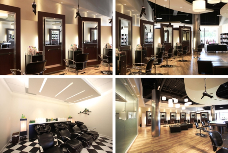 hair salon houston images
