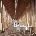 Biblioteca pública María Lejárraga por Rubens Cortés Arquitectos