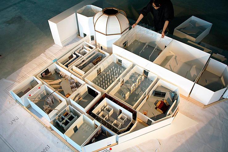 Biennale Bienal de arquitectura venecia Koolhaas