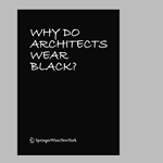 why architects wear black libro arquitectos