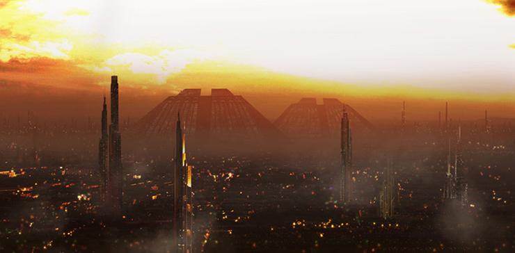 Una Arquitectura distópica – El universo de Blade Runner