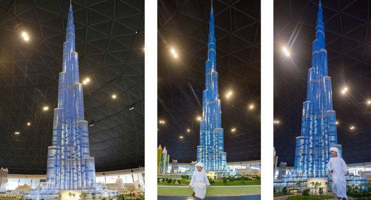El Burj Khalifa también es el rascacielos de LEGO más alto del mundo