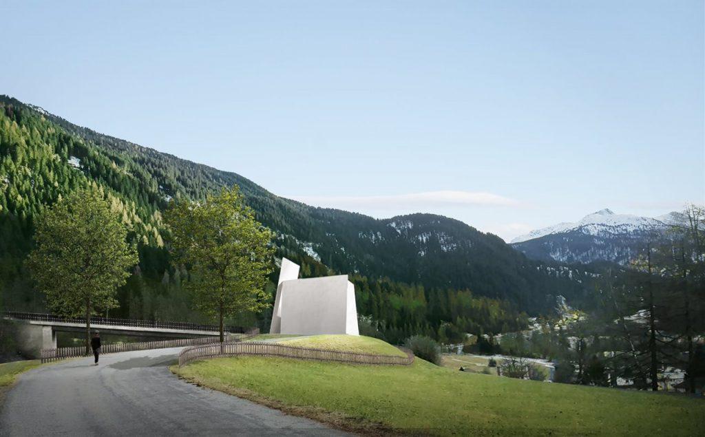 capilla de Herzog & de Meuron para todas las religiones