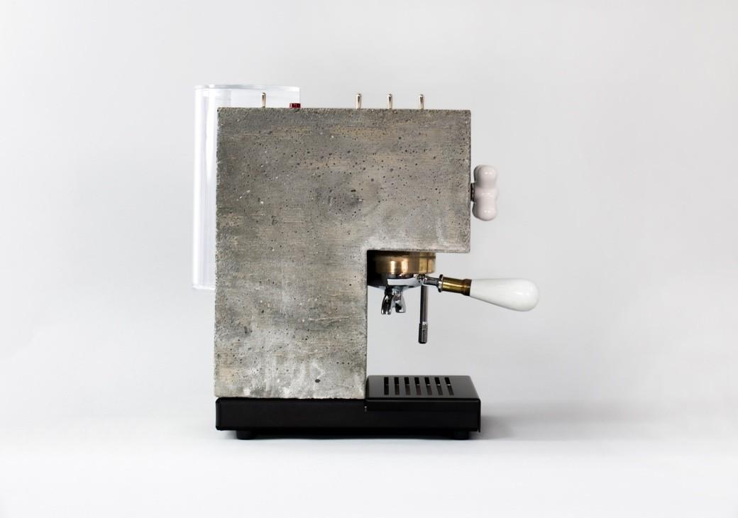 Cafetera de hormigón AnZa