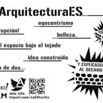 Concurso Call for Twitts - Semana de la Arquitectura 2012