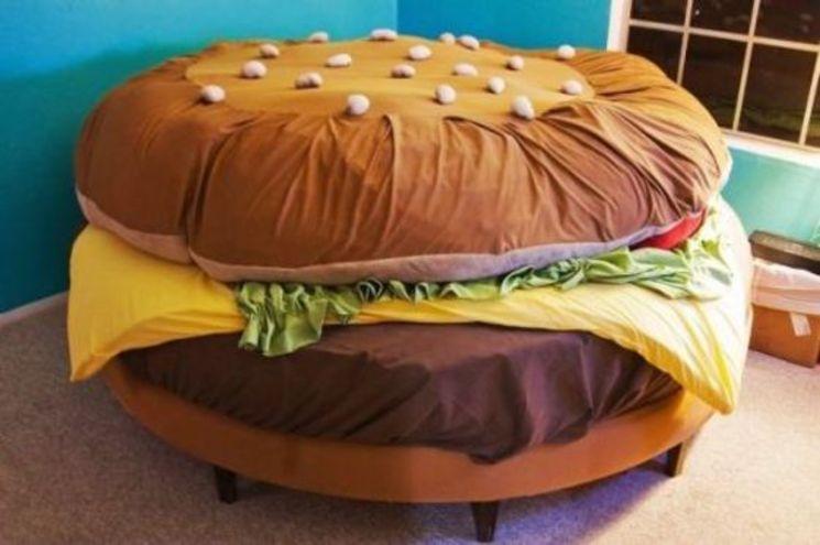 Decora tu dormitorio con la cama hamburguesa