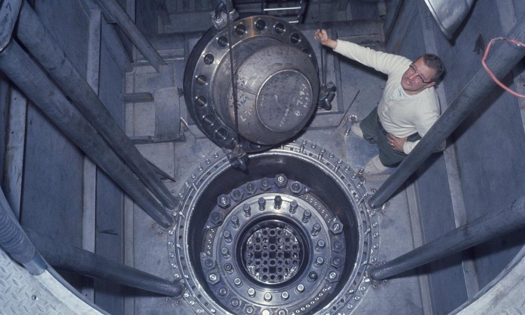 Camp Century - reactor
