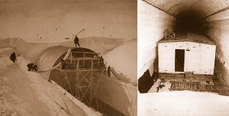 Túneles de Camp Century