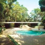 Casa en Canoas de Oscar Niemeyer
