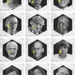 CARA - Triangulando las caras de los arquitectos famosos