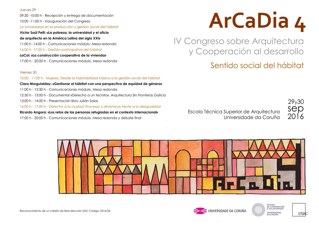 Cartel ArCaDia IV