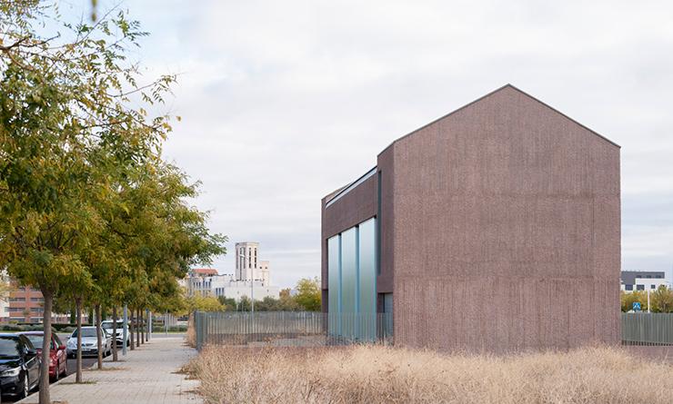 Casa fuensanta por muka arquitectura - Arquitectos ciudad real ...