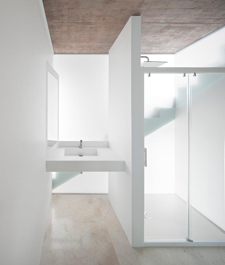Casa Fuensanta por MUKA arquitectura