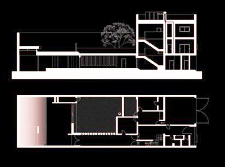 Casa Gilardi de Luis Barragan
