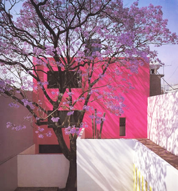 Casa Gilardi (1976) de Luis Barragán