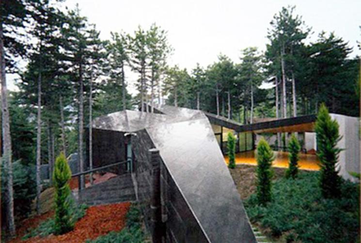 Casa Levene por No.mad arquitectos (Eduardo Arroyo)