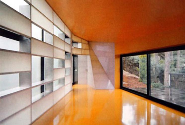 Casa levene por arquitectos eduardo arroyo - Tabiques moviles vivienda ...