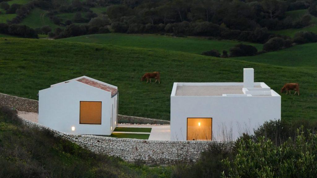 La ?Casa E? de la Arquitecta Marina Senabre en Menorca