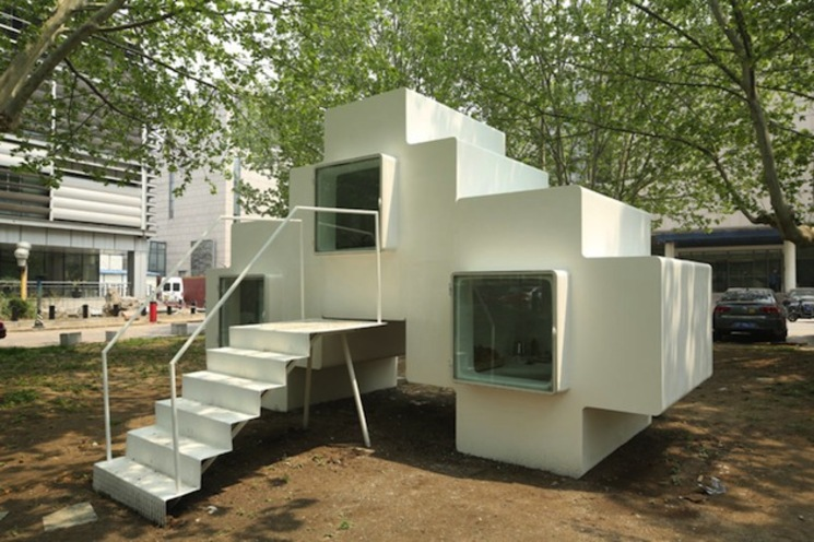 casa friki Studio Liu Lubin