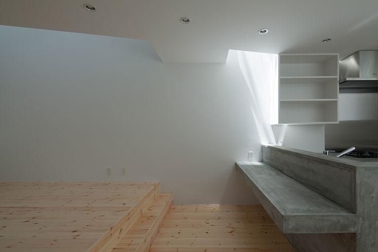 Casa en Tamatsu por el arquitecto Kenji Ido