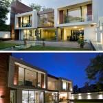Casa V de Serrano Monjaraz arquitectos
