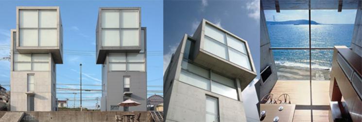 Casa 4x4 (2.003) de Tadao Ando