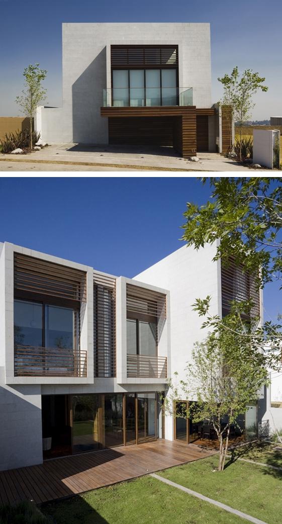 Casa LB de Serrano Monjaraz arquitectos