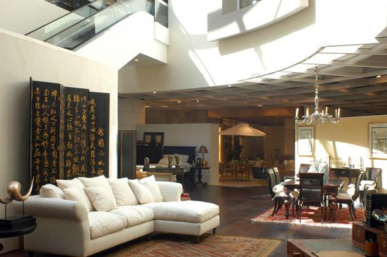 Tienda Casa Palacio de DIN interiorismo