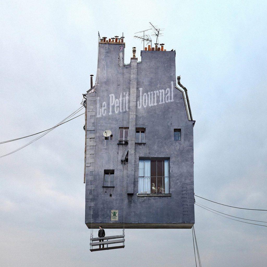 Casas Voladoras por Laurent Chéhère