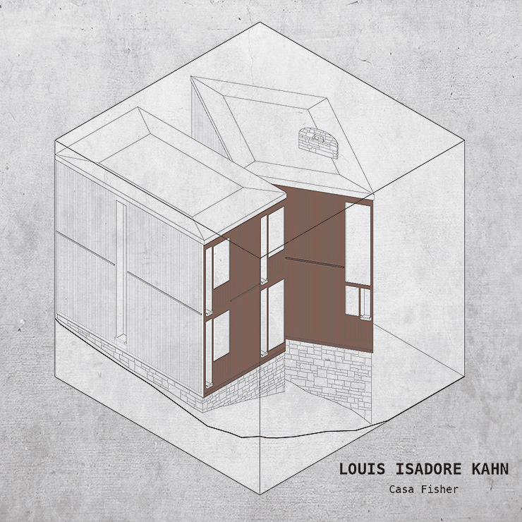 Viviendas-unifamiliares-famosas-cubos-Yannick-Martin-Louis-I-Kahn