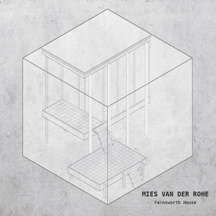 Casas-famosas-cubos-Yannick-Martin-Mies-van-der-Rohe