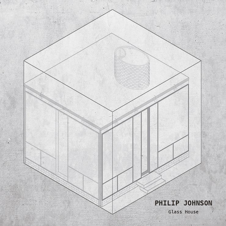 Casas-famosas-cubos-Yannick-Martin-Philip-Johnson