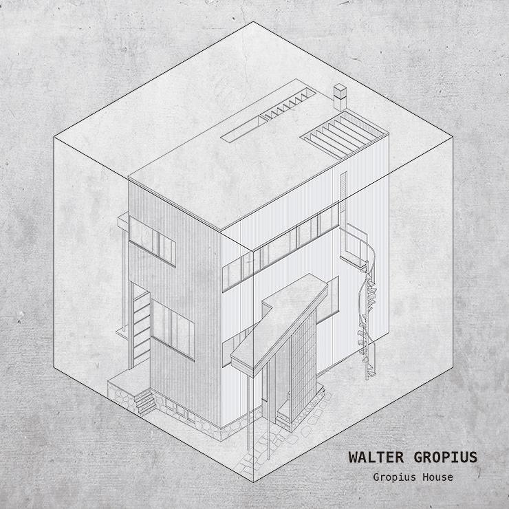 Casas-famosas-cubos-Yannick-Martin-Walter-Gropius