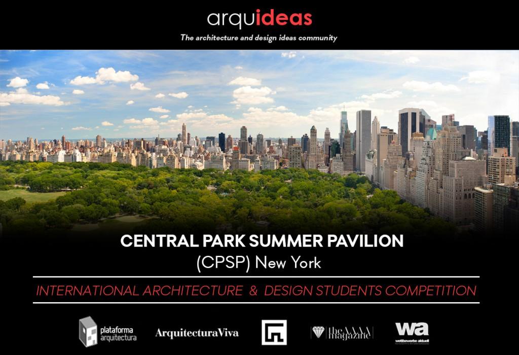 Ganadores concurso Central Park Summer Pavilion (CPSP) en Nueva York | Arquideas