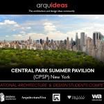 Concurso Central Park summer pavilion – Arquideas