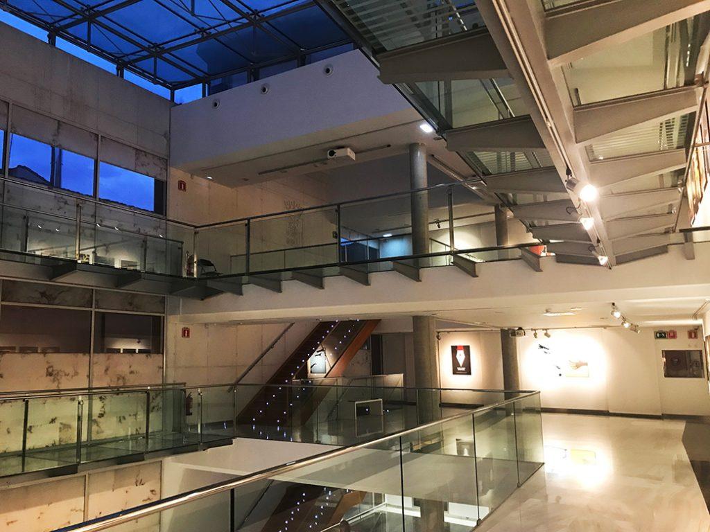 Centro de arte y exposiciones de Ejea de los Caballeros