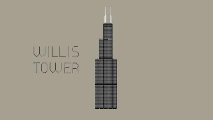 5 edificios chicago