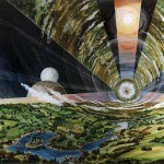 Las colonias espaciales de Gerard K. O'Neill