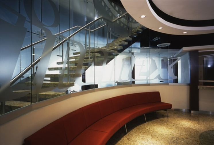 Oficinas Cinemex de Art arquitectos