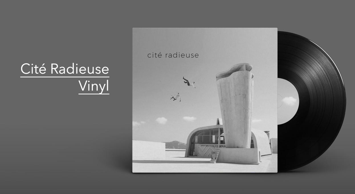 Cite Radieuse Debut Album Stefano Meneghetti vinyl