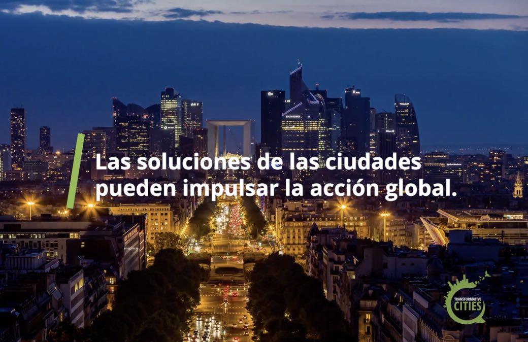 Ciudades Transformadoras 2019 e iniciativas galardonadas en 2018