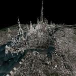 Ciudades invisibles, visualiza las redes sociales en la ciudad
