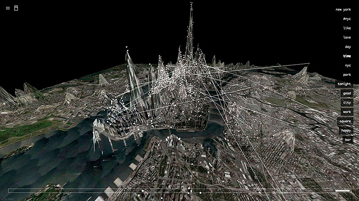 Ciudades invisibles redes sociales arquitectura urbanismo