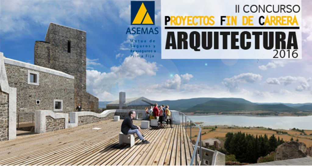 Concurso PFC de Arquitectura ASEMAS 2016 | 2ª Edición