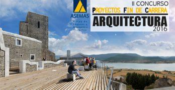 Concurso PFC de Arquitectura ASEMAS 2016   2ª Edición