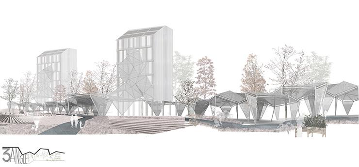 3ANGLE concurso de proyectos de arquitectura