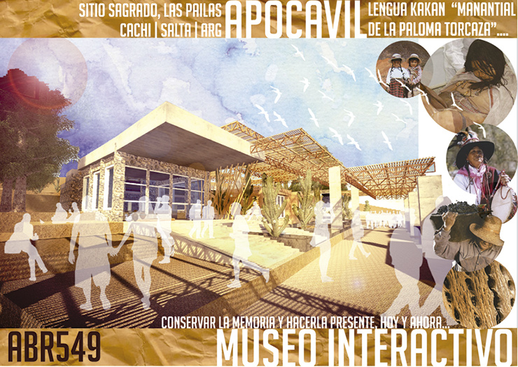 ABR549 concurso de proyectos de arquitectura