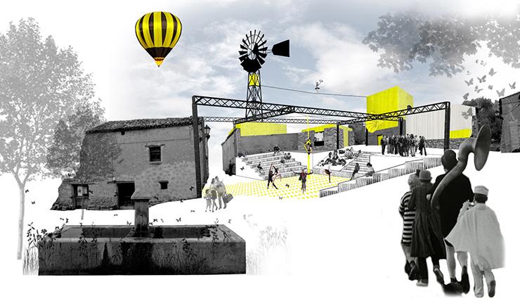 CIRCOB concurso de proyectos de arquitectura